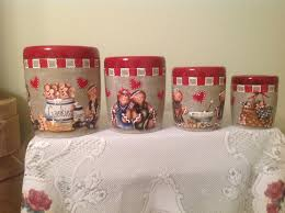 decorative canister sets kitchen gingerbread man canisters gingerbread love pinterest