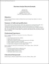 Business Analyst Resume Templates Samples Business Analyst Resume Templates Samples Resume Business Writing