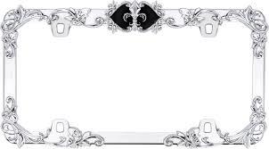 lexus visa pu amazon com cruiser accessories 22835 chrome black u0027fleur de lis