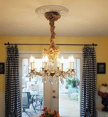 Decorating With Chandeliers Dining Room Decorating Autumn Changes I Made A Cultivated Nest