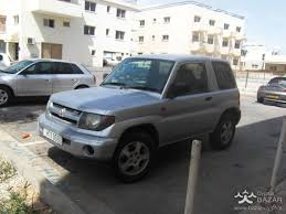 mitsubishi pajero 1999 suv 1 8l petrol manual for sale paphos