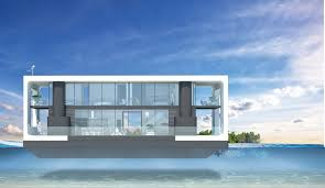 floating houses 2 million floating homes designed to withstand category 4