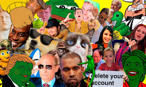 Collage Memes - the rider online legacy hs student media living in a meme world
