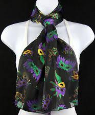 diy mardi gras bead bandana mardi gras scarf scarves wraps ebay