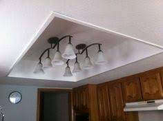 kitchen fluorescent lighting ideas susie harris replacing fluorescent lighting fantastic idea for