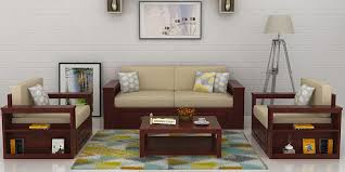Simple Wooden Sofa Simple Wooden Sofa Design For Drawing Room