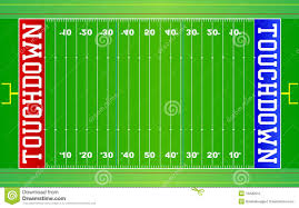 clipart football field clipart collection american football