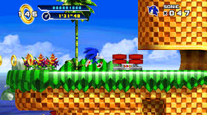 I by Sonic 4 Episode I Android Apps On Google Play