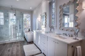 Cottage Bathroom Designs Cottage Master Bathroom Design With Large Shower