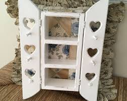 Wall Shelves With Drawers Shelf With Pegs Etsy