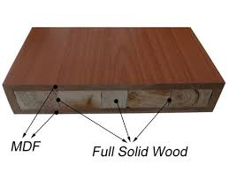 is mdf better than solid wood solid doors structure