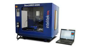 table top cnc mill benchmill 6100 cnc machining center intelitek