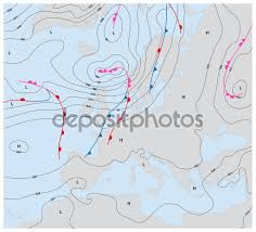 European Weather Map by Weather Map South Europe And Isobar Map Isobar Map Europe