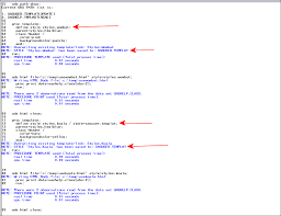 Html List Template Solved Proc Template Sasuser Templat Missing Sas Support