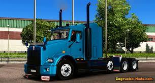 kenworth truck interior kenworth t800 interior v2 1 final edition 1 22 x for ets 2