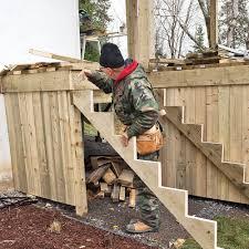 bloc marche escalier exterieur en étapes faites votre patio avec notre expert en étapes