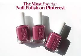 popular essie nail polish color 3