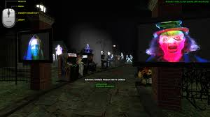 halloween screenshot contest winners news aarcade redux mod for