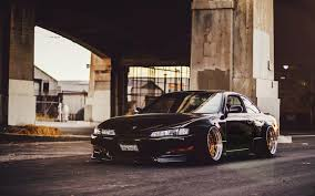 nissan 240sx widebody s14 wallpapers wallpaper cave