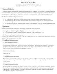 28 sample resume for paralegal student doc 8061031 criminal