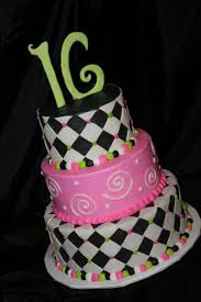 312 best sweet 16 b day cakes images on pinterest 16th