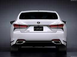 lexus full website lexus ls 500 f sport 2018 pictures information u0026 specs