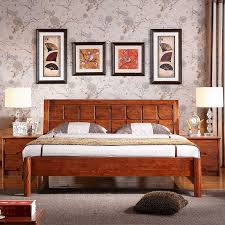 bedroom furniture beds beds 18 m red cedar wood bed chinese