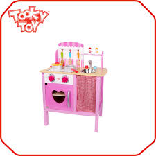 new design pink kids wooden kitchen set toy set kitchen toy buy