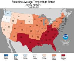 Climate In The Uncompahgre Watershed Uncompahgre Watershed 2017 Has Been So Far Across The U S Actonclimate Coyote Gulch