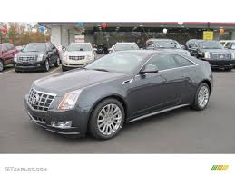 2012 cadillac cts colors 2012 thunder gray chromaflair cadillac cts coupe 56189156