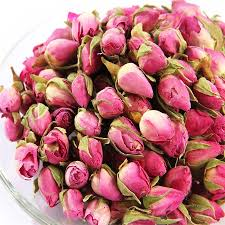 organic rose tea 1000g dried rose buds blooming flower tea