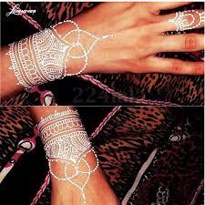 1pc white henna mehndi tattoo paste indian waterproof henna tattoo