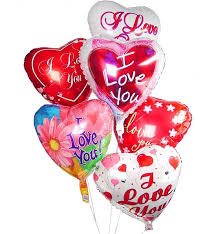 mylar balloon bouquet s day balloon bouquet 6 mylar balloons a