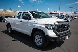 new 2018 toyota tundra sr double cab in riverside 00700127
