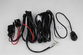 40 amp off road atv jeep wrangler led light bar wiring harness