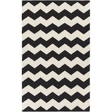 Black Chevron Area Rug Murguia Black Chevron Area Rug Reviews Allmodern