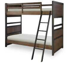 Classic Kids Bedroom Design Classic Kids Fulton County Twin Over Twin Bunk Bed In Tawny Brown