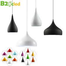 online shop modern pendant lights two simple shapes various colors