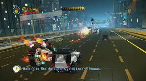 ccc the lego movie videogame guide walkthrough level 2 escape