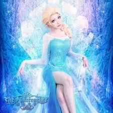 Elsa Costume Elsa Costume Fantasia Frozen Elsa Dress Cosplay Themed Party