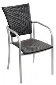 Patio Chair Aluminum Outdoor Patio Chair Restaurant Furniture Canada