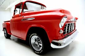 1955 chevrolet pickup 3100 big back window v8 4 speed