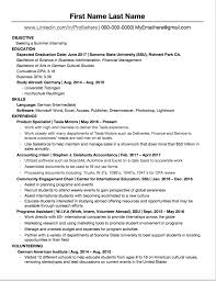 internship objectives for resume soon to be college grad looking for a summer internship huttle i am a graduating senior at sonoma state university i will be graduating with a bs in business administration financial management and a ba in german