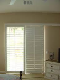 kitchen window treatments ideas for sliding glass doors window