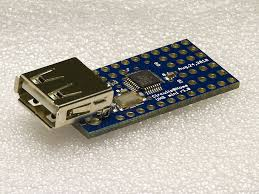 arduino usb host shield project landing page circuits home