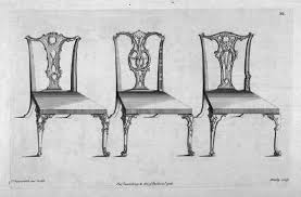 a tale of two chairs the selig chair and the chippendale chair