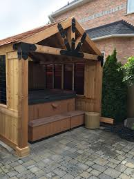 Building Your Own Pergola by Build Your Own Pavilion With Help From Ozco Building Products