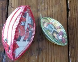 sewn ornament etsy