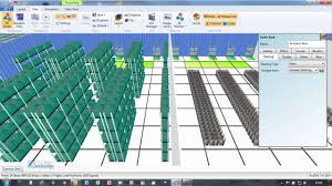 class warehouse layout and simulation youtube