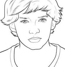 cody simpson coloring free download